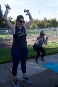 FIT4MOM Placer | Body Back Boost @ Twin Oaks Park