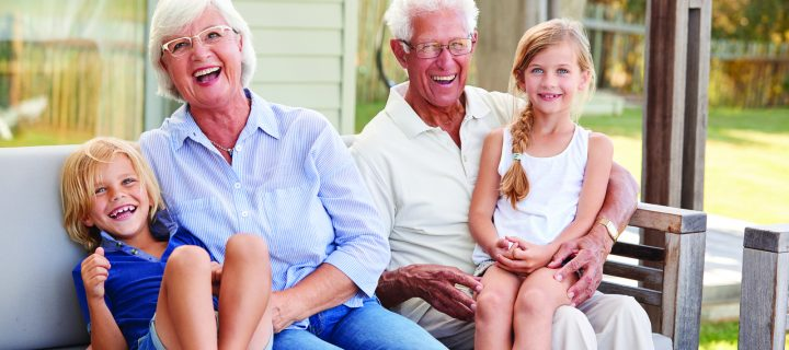 A Grand Relationship: The Bond Between Grandparents And Grandchildren is A Win-Win Situation