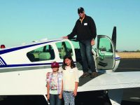 EXPERIMENTAL AIRCRAFT ASSOCIATION (EAA) CHAPTER 1541 AND YOUNG EAGLES