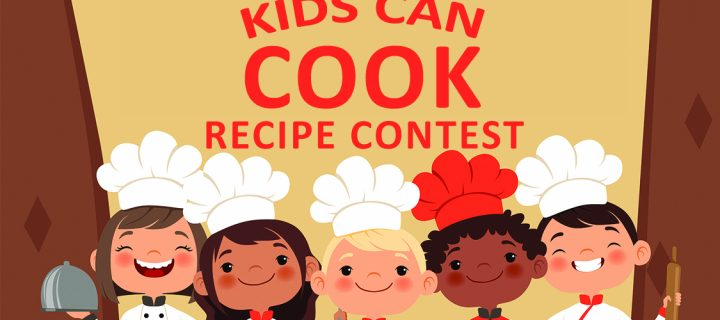 Kids Can Cook Recipe Contest Winners!